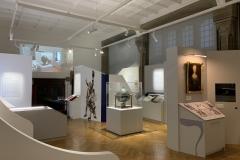 La salle XVIIIe siècle du musée historique de Haguenau